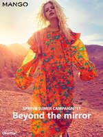 Ofertas de MANGO, Beyond the mirror