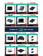 Ofertas de Infocoste, Ofertas en informática