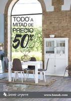 Ofertas de Banak Importa, Todo a mitad de precio. -50% - Cuenca