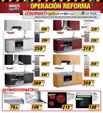 Ofertas de Bricodepot, Operación Reforma - Laguna