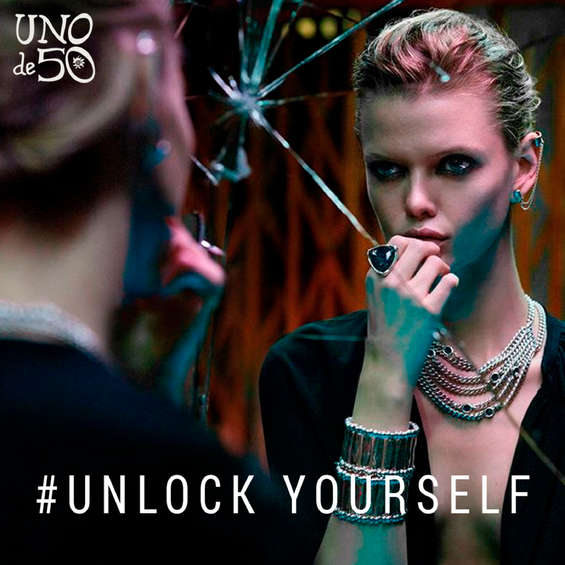 Ofertas de Uno de 50, Unlock yourself