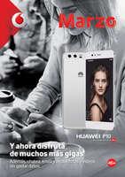 Ofertas de Vodafone, Marzo