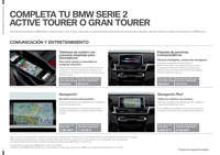 Nuevo BMW Serie 2: Active Tourer y Gran Tourer