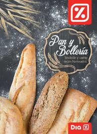Pan y bollería
