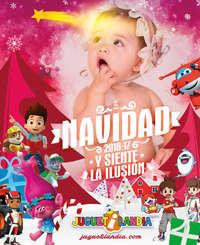 Navidad 2016-17. Y siente la ilusión