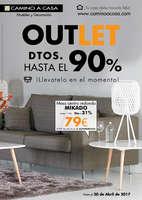Ofertas de Camino A Casa, Dtos. hasta el 90%