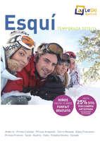 Ofertas de Viajes Cemo, Esquí temporada 2015-16