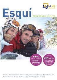 Esquí temporada 2015-16