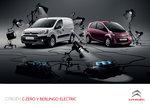 Ofertas de Citroën, C-zero y Berlingo Electrónic