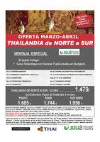 Ofertas de Central de Viajes, Thailandia