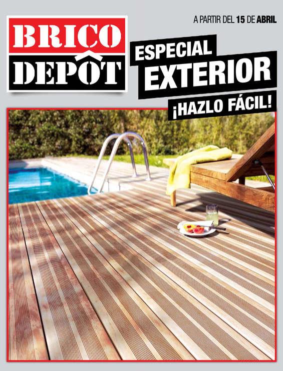 Ofertas de Bricodepot, Especial exterior ¡Hazlo Fácil! - Lleida