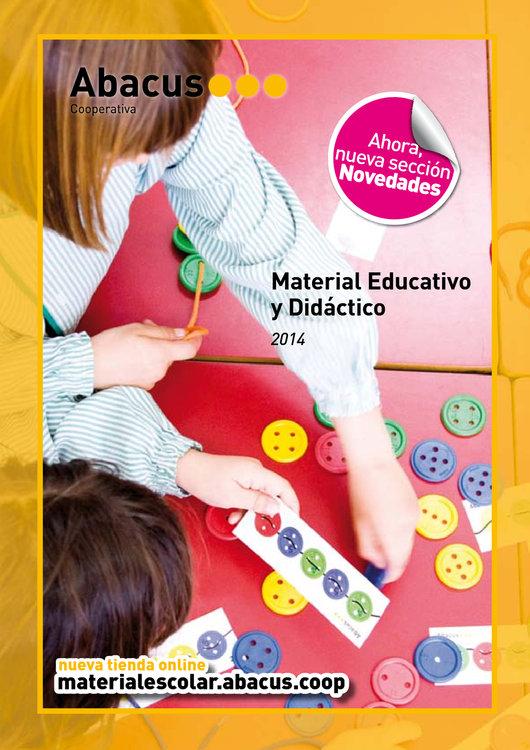 Ofertas de Abacus, Material educativo y didáctico 2014