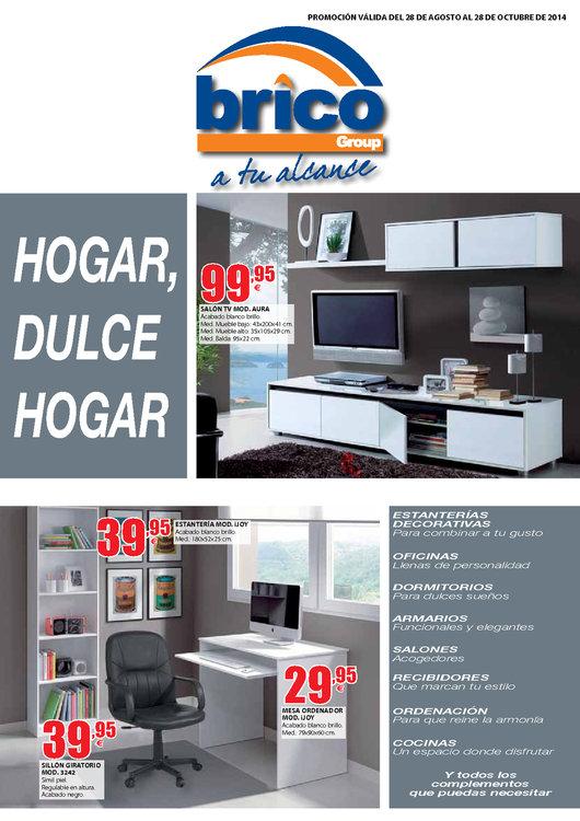 Ofertas de Bricogroup, Hogar, dulce hogar