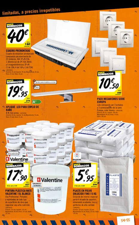 Comprar materiales de construcci n barato en madrid ofertia - Materiales de construccion baratos ...