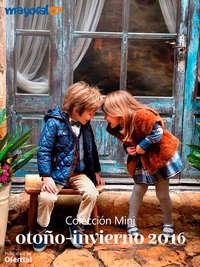 Colección Mini. Otoño-Invierno 2016