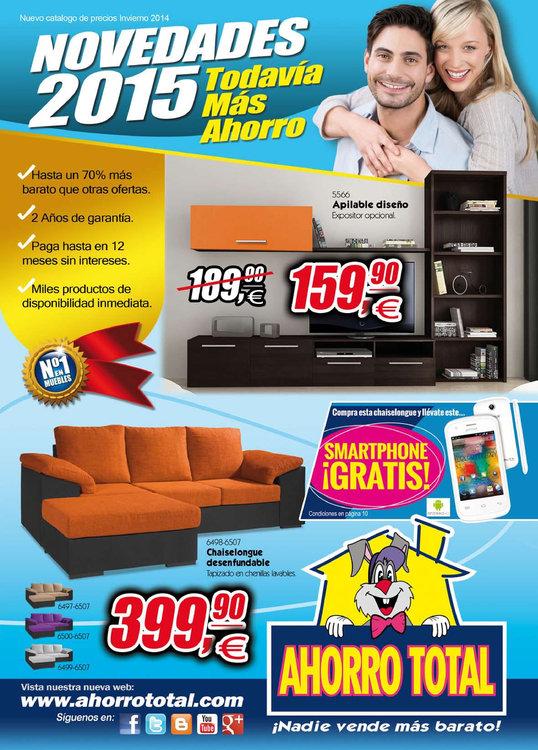 Ahorro total madrid ofertas cat logo y folletos ofertia for Ahorro total