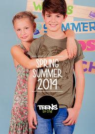 Teens spring-summer