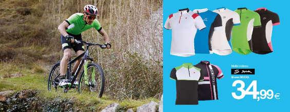 Ofertas de Forum Sport, Verano de Ciclismo