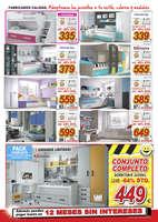 Ofertas de Muebles Boom, Gran escuela del ahorro