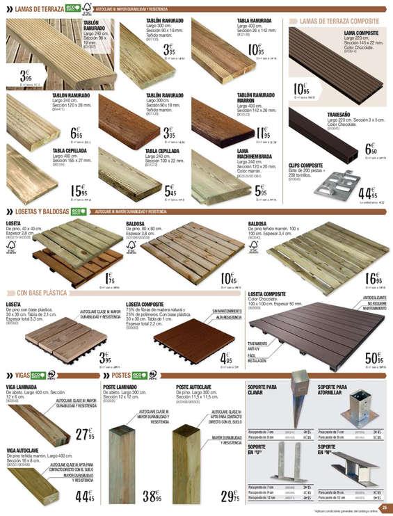 Bricodepot suelos ofertas y cat logos destacados ofertia - Suelo vinilico bricodepot ...