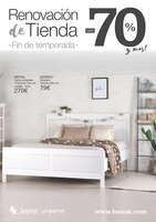 Ofertas de Banak Importa, Renovación de tienda - Asturias