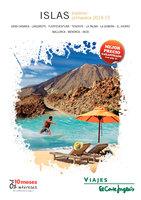 Ofertas de Viajes El Corte Inglés, Islas Invierno 2014/15