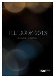 Catálogo Cerámica 2016