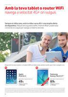 Ofertas de Vodafone, Maig