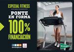 Ofertas de El Corte Inglés, Especial Fitness. Ponte en forma con 100% Financiación