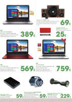 Ofertas de Punto de Informática, Catálogo de Navidad