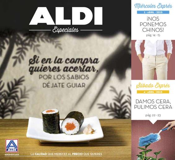 Ofertas de ALDI, Especial Asia