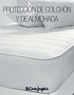 Ofertas de El Corte Inglés, Protección de colchón y de almohada