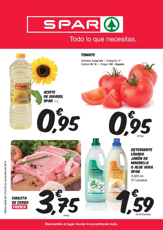 Ofertas de SPAR Gran Canaria, Todo lo que necesitas