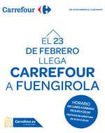 Ofertas de Carrefour, El 23 de Febrero llega Carrefour a Fuengirola