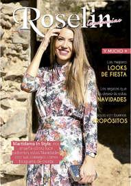 catalogo roselin navidad 2015