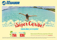 ¡Súper Caribe!