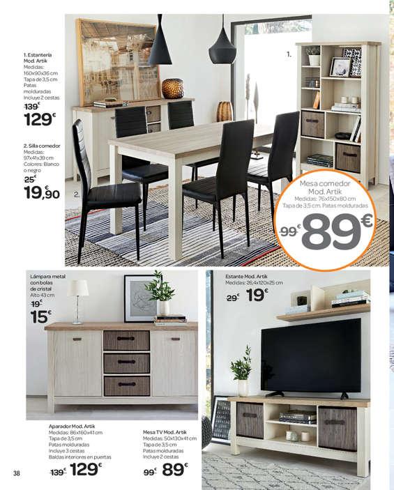 Comprar mesas de comedor barato en oiartzun ofertia - Muebles en oiartzun ...