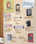 Ofertas de Ferrokey, Calefacción