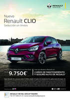 Ofertas de Renault, Nuevo Renault Clio