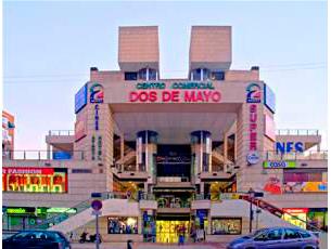 Centro Comercial Dos de Mayo