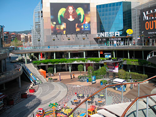 Centro Comercial Heron City Barcelona