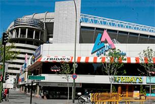 Centro Comercial La Esquina del Bernabéu