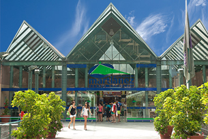 Centro Comercial Las Pirámides de Martiánez