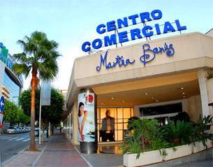 Centro Comercial Marina Banús