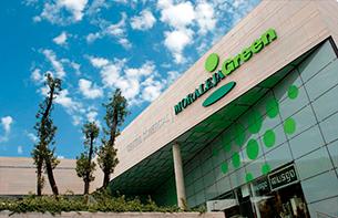 Centro Comercial Moraleja Green