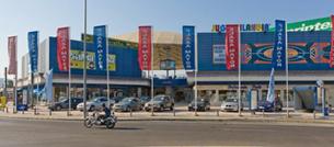 Centro Comercial Plaza Mayor Gandía