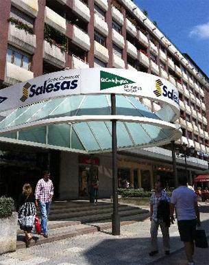 Centro Comercial Salesas
