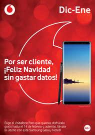 Por ser cliente, ¡Feliz Navidad sin gastar datos!
