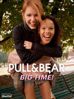 Ofertas de PULL & BEAR, Big Time!