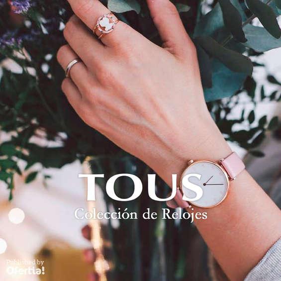 Ofertas de Tous, Colección de Relojes